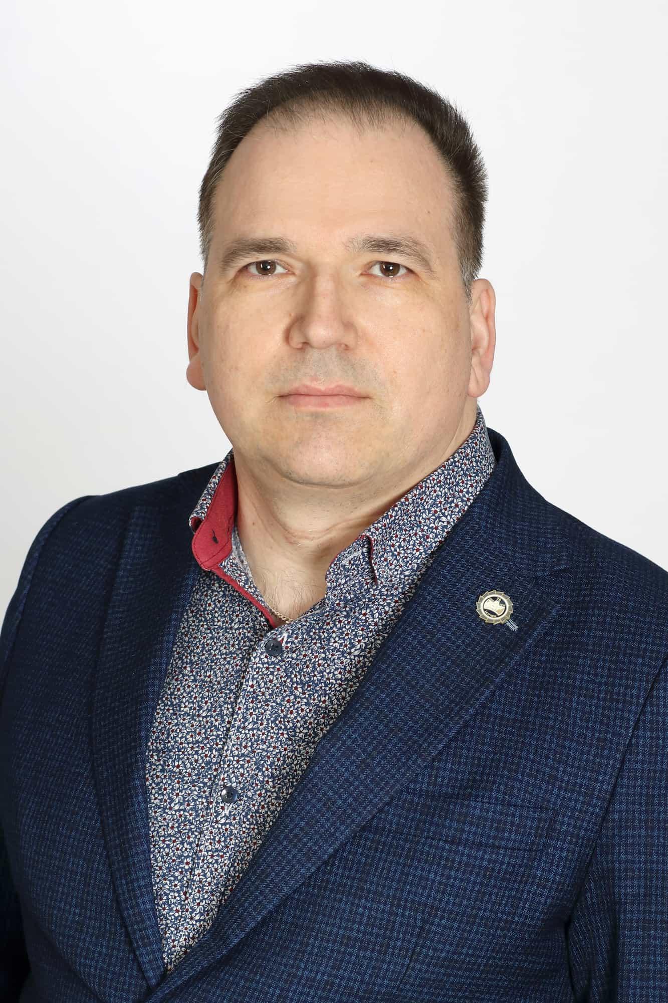 Карпович Геннадий Венидиктович